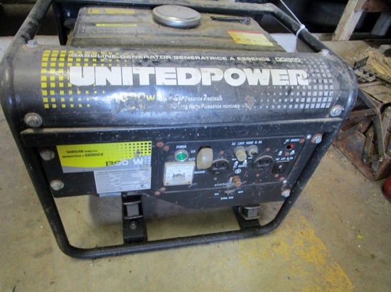 United Power Gas Generator!