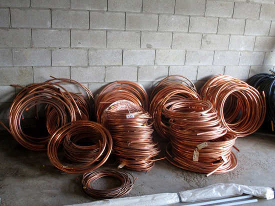 New Copper Tubing!