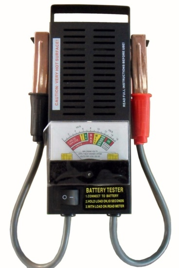 Battery Load Testers - New!