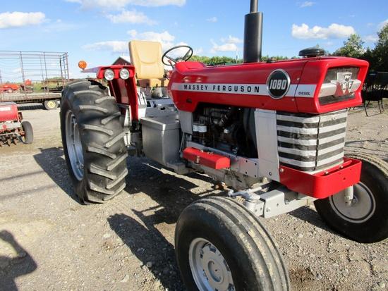 Massey Ferguson 1080 Open Station Tractor!
