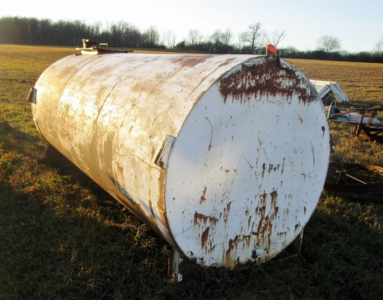 Large Steel Tank!