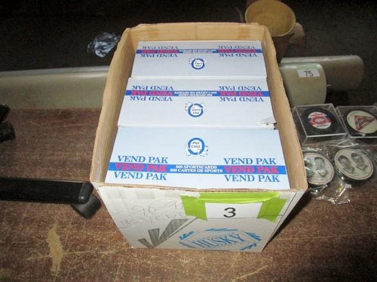 O Pee Chee Vendor Cases!