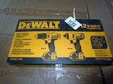 DeWalt Impact Kit - New!