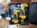 DeWalt Hammer Drill Kit - New!
