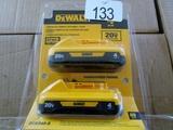 DeWalt SlimPak Battery - New!