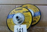 DeWalt Grinding Wheels - New!
