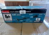 Makita LXT Brushless Vacuum/Sweeper Kit - New!