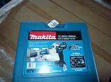 Makita Impact Wrench Kit - New!