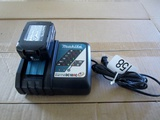 Makita Battery and Charger - New!