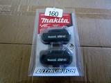 Makita Batteries - New!