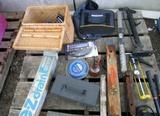 Assortment of Hand Tools Etc.!