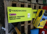 Hedge Trimmer - New!
