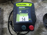 Patriot PMX 200 Electric Fencer!