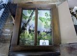 Window Frame Shelf!