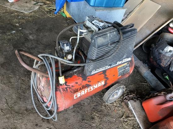 Craftsman Air Compressor!