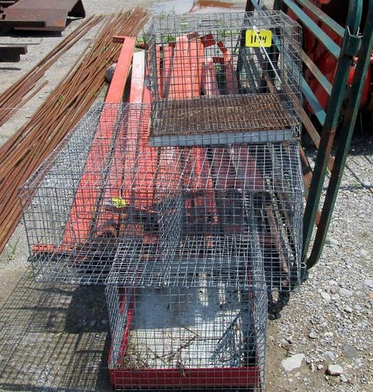 Chicken Cages!