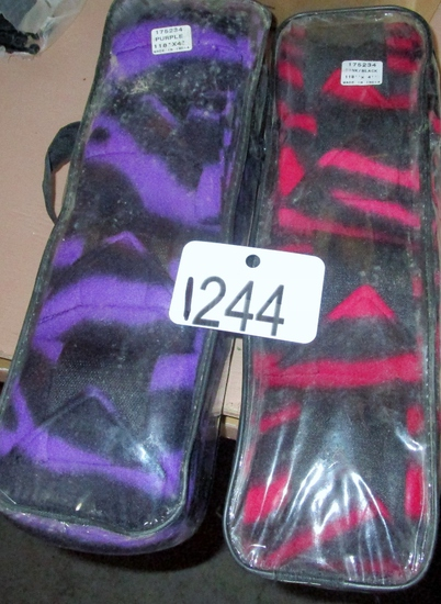 Horse Leg Wraps - New!