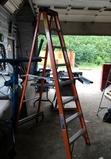 Industrial Lite Step Ladder!