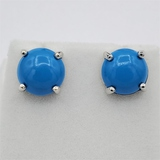 Sterling Silver Turquoise Earrings - New!
