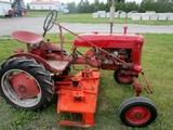 1950's Era Farmall Cub Tractor!