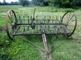 Antique Cultivator!