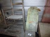 Wicker Rocking Chair, Etc.!