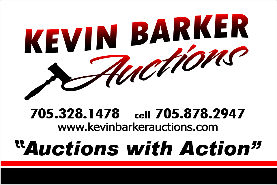 Kevin Barker Auctions Ltd