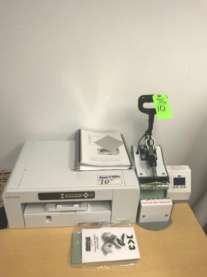 Sawgrass SG800 Dye-Sublimation Printer