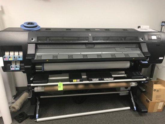 """HPL1 26,500 60"""" Latex Printer"""