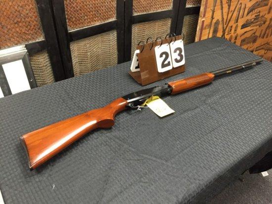 RIFLE / SPORTING - REMINGTON - 572 22S, L & LR - SERIAL #1629457 - PUMP - Wood / Blue; Manufactured