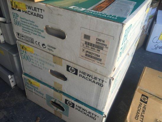 HP 500 SHEET PAPER FEEDER - FOR LASERJET 5 / 5M / 5N - IN BOX