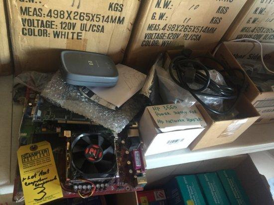 ASSORTED HARD DRIVES - 3- 20GB / 1- 40GB / 1- 80GB / 1- TB
