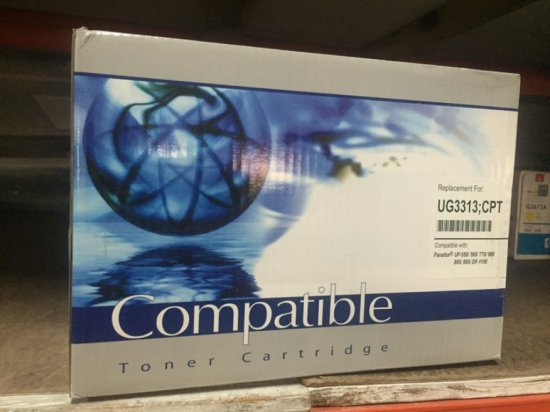COMPATIBLE TONER CARTRIDGES - FOR USE WITH PANAFAX UP550/560/770/880/895/DF1100 - NIB