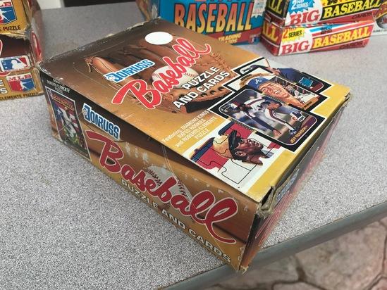 1987 DONRUSS BASEBALL WAX BOX
