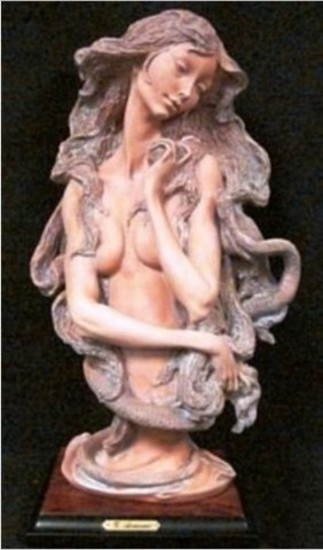 GIUSEPPE ARMANI COLLECTIBLE - EVE'S BUST - #0590-T