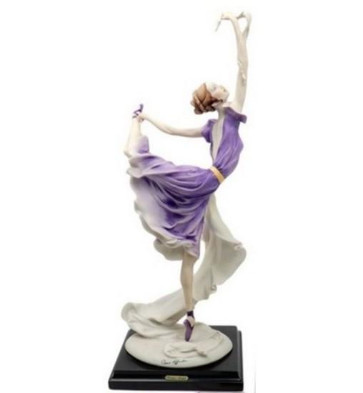GIUSEPPE ARMANI COLLECTIBLE - BALLERINA WITH SCARF - #0504-C - 9984/10000