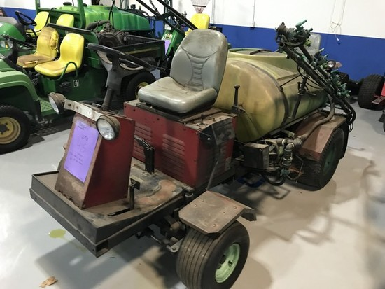 TORO 41105 SPRAYER WITH 150 GALLON TANK - SERIAL No. 90119 - 4898.2 HOURS