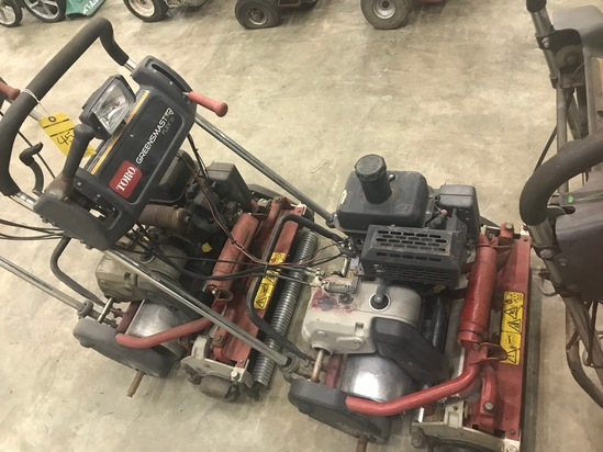 TORO GREENSMASTER FLEX 21 MOWER