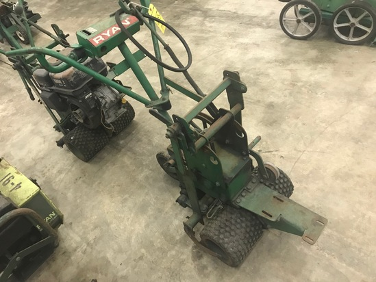 CUSHMAN RYAN JR 18'' SOD CUTTER (NO MOTOR)
