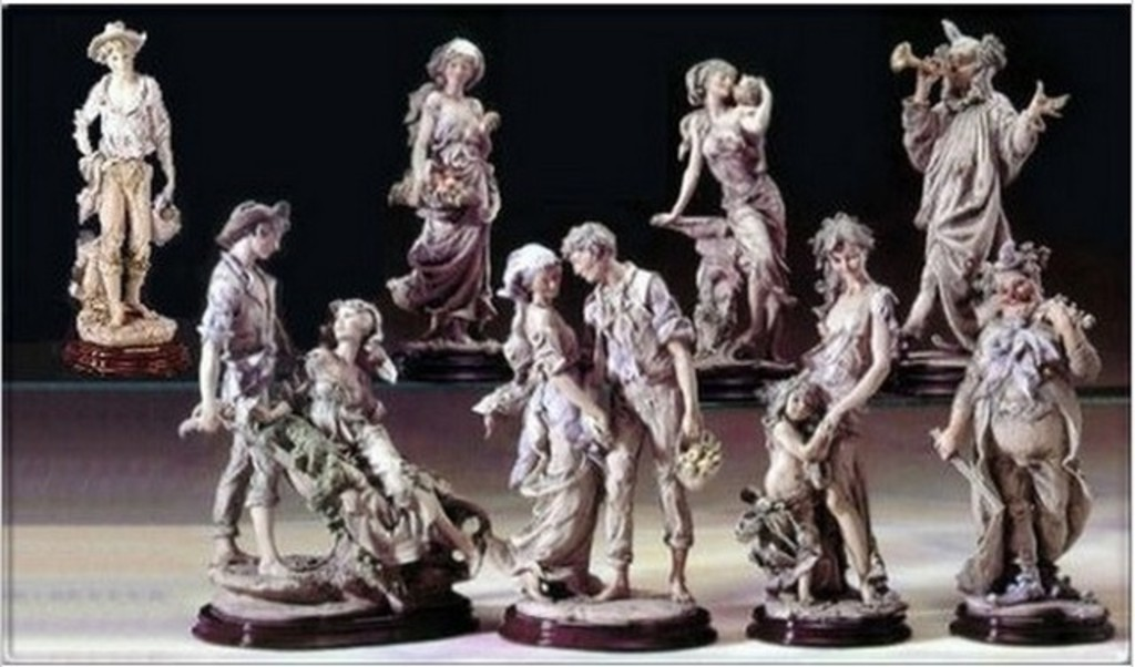 GIUSEPPE ARMANI COLLECTIBLE - MOTHER'S HAND (SIENA COLLECTION) - #1008-T - 706/2500