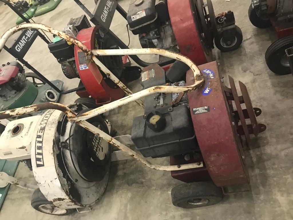 GIANT VAC VAC / BLOWER