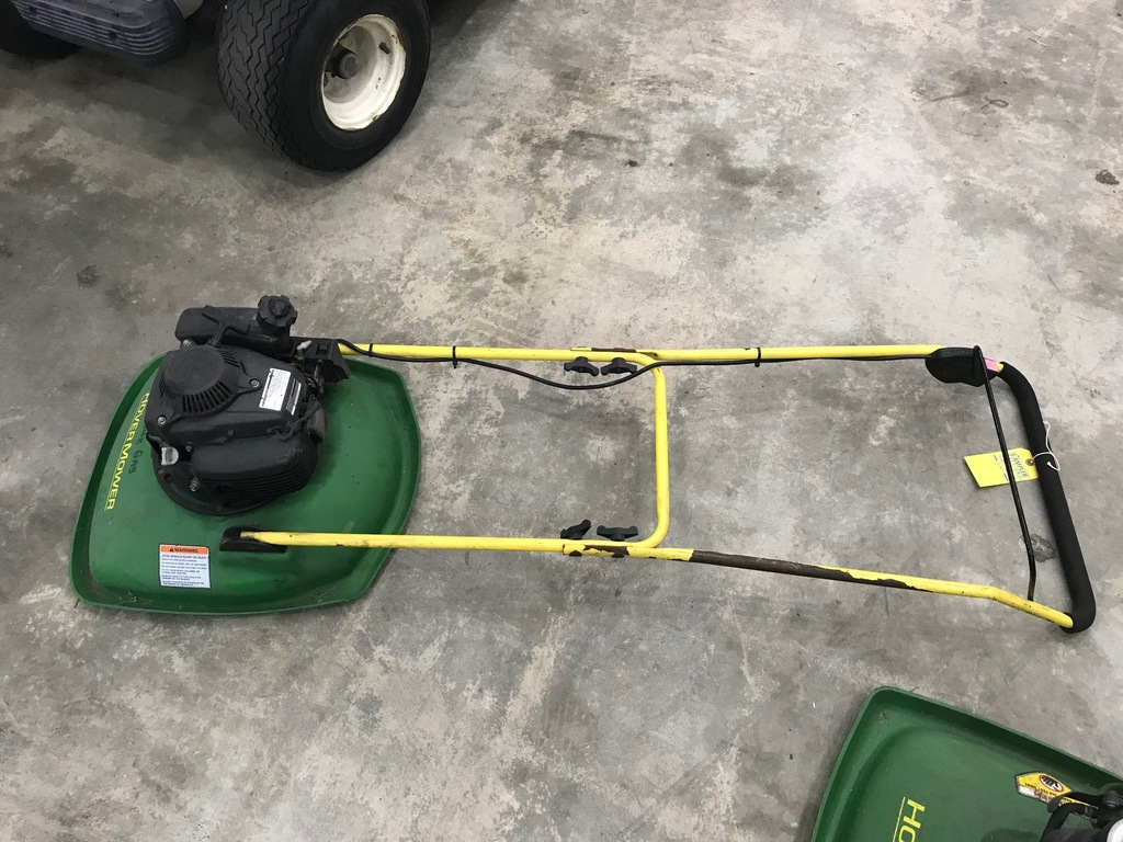 HOVER H16 MOWER WITH HONDA MOTOR