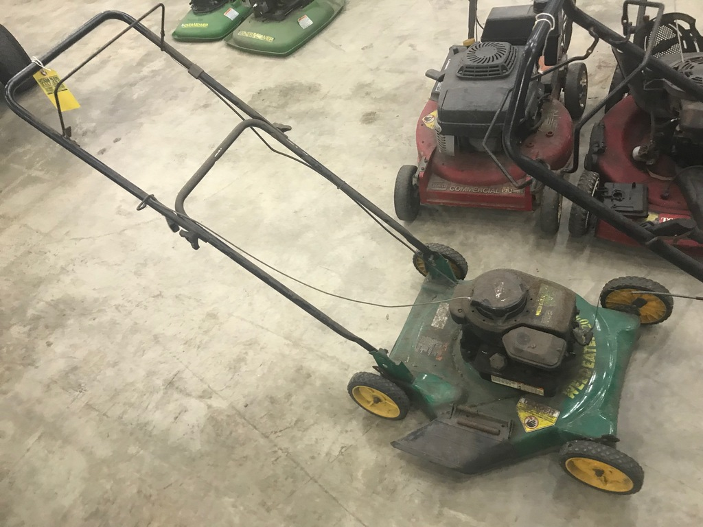 WEED EATER 20'' PUSH MOWER