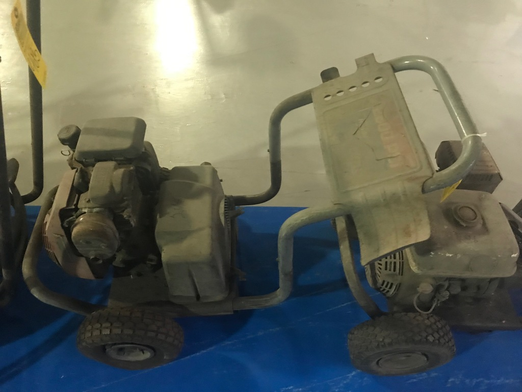 HONDA 2600 PSI PRESSURE WASHER