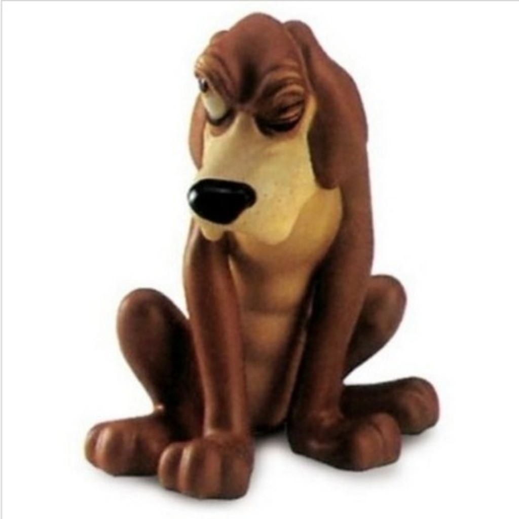 WALT DISNEY COLLECTIBLE - BRUNO