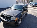 2010 JEEP GRAND CHEROKEE LAREDO - 1J4PS4GK9AC155163 - BLACK - MILES 53,000+/-