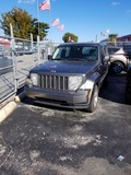2012 JEEP LIBERTY - 1C4PJMAKXCW167017 - GREY - MILES 164,000+ - 4x4