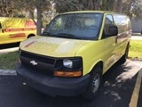 2012 CHEVY 3/4 TON VAN - 1GCWGFCA2C1148999 - MILES 145,040 (MISSING PASSENGER SIDE MIRROR) (#00158)