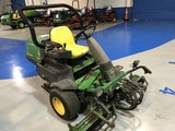 JOHN DEERE 2500 GREENS MOWER WITH JOHN DEERE ROLLER ATTACHMENT - SERIAL No. M0022G8051061 (HOURS UNK