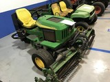 JOHN DEERE 2653A PRO UTILITY MOWER - SERIAL No. TC2653D131148